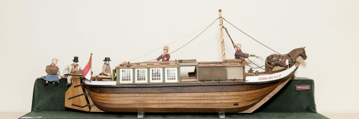 2019-4 Den eerste Snik model van Museum
