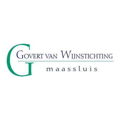 Logo Govert van Wijnstichting